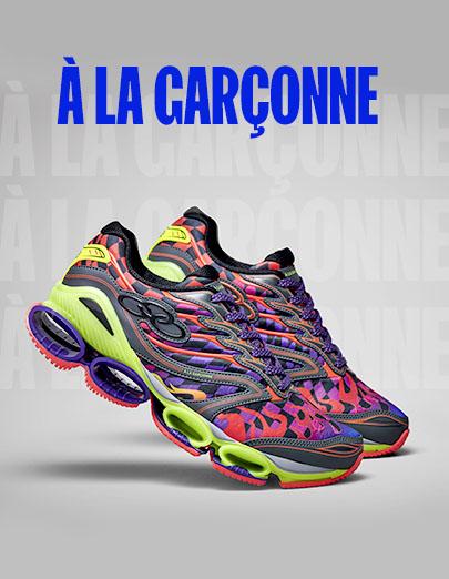 A La Garconne