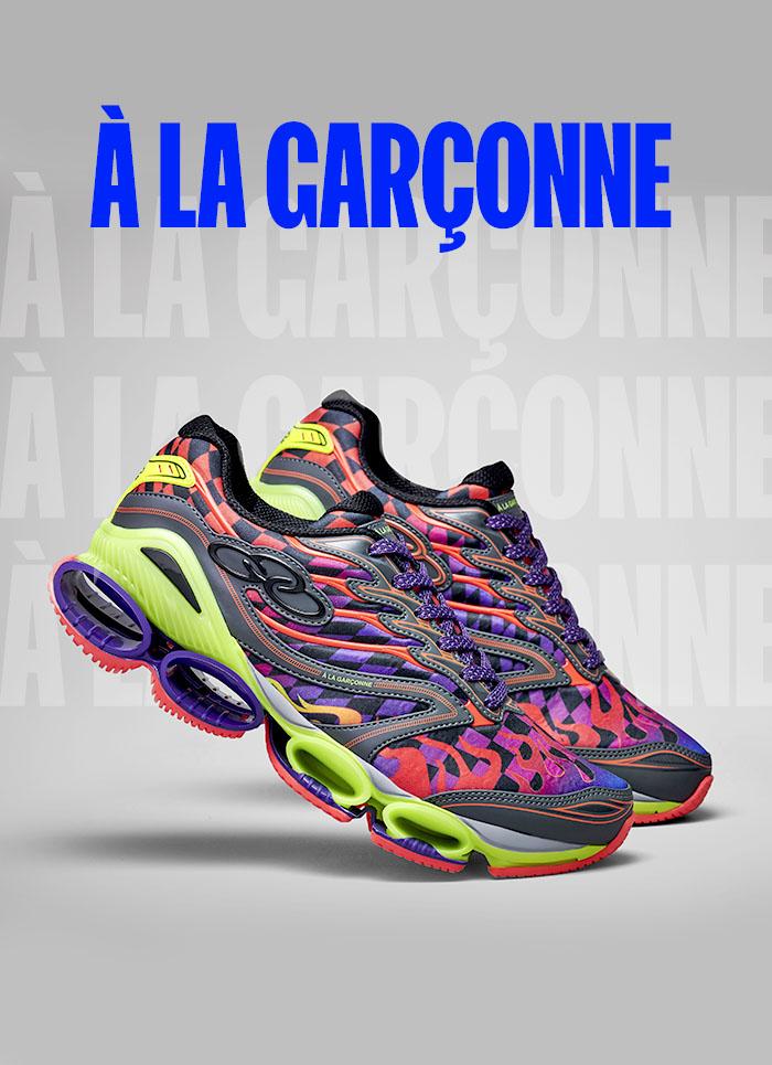 A La Garconne [Mobile]