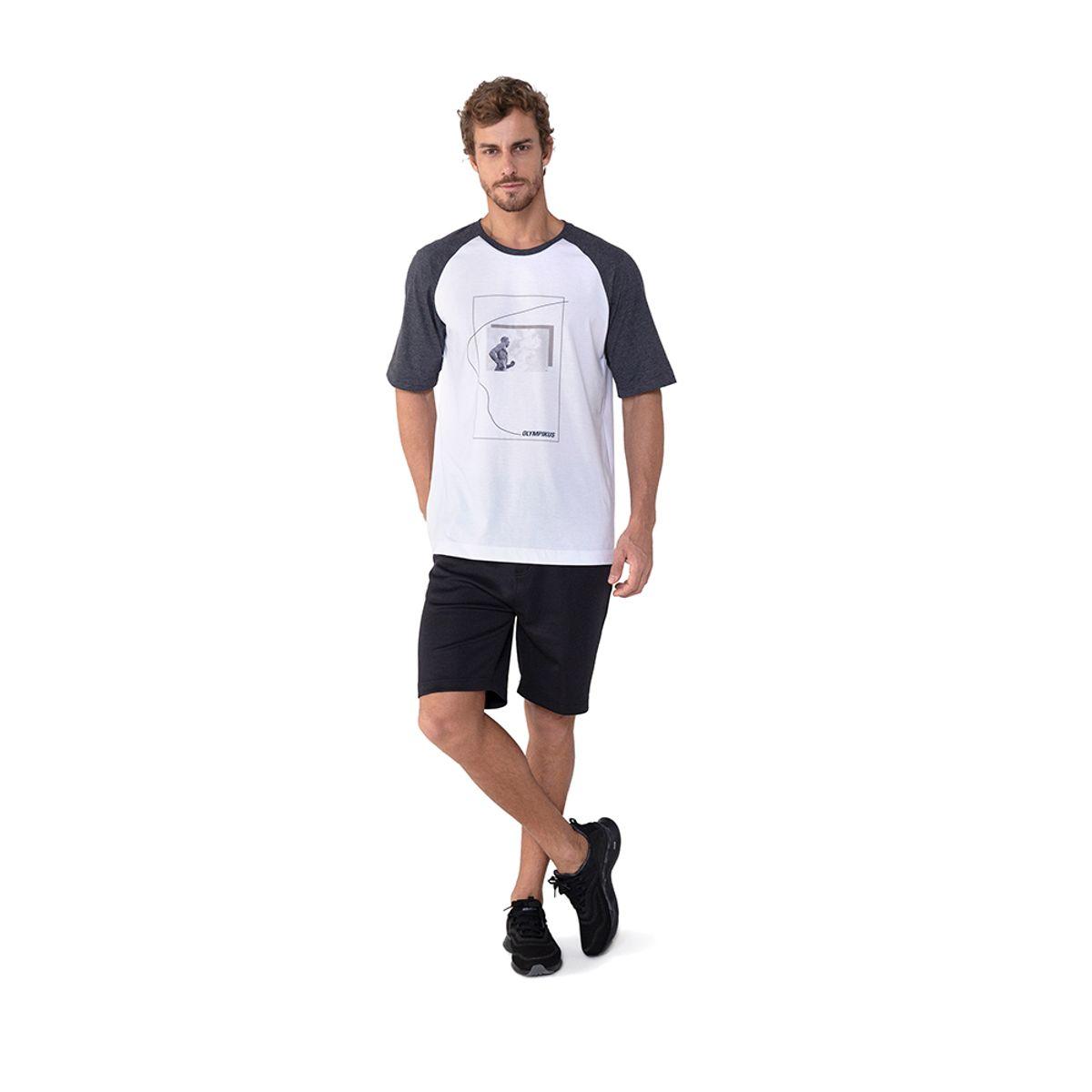 Bermuda Olympikus Tailor Masculina