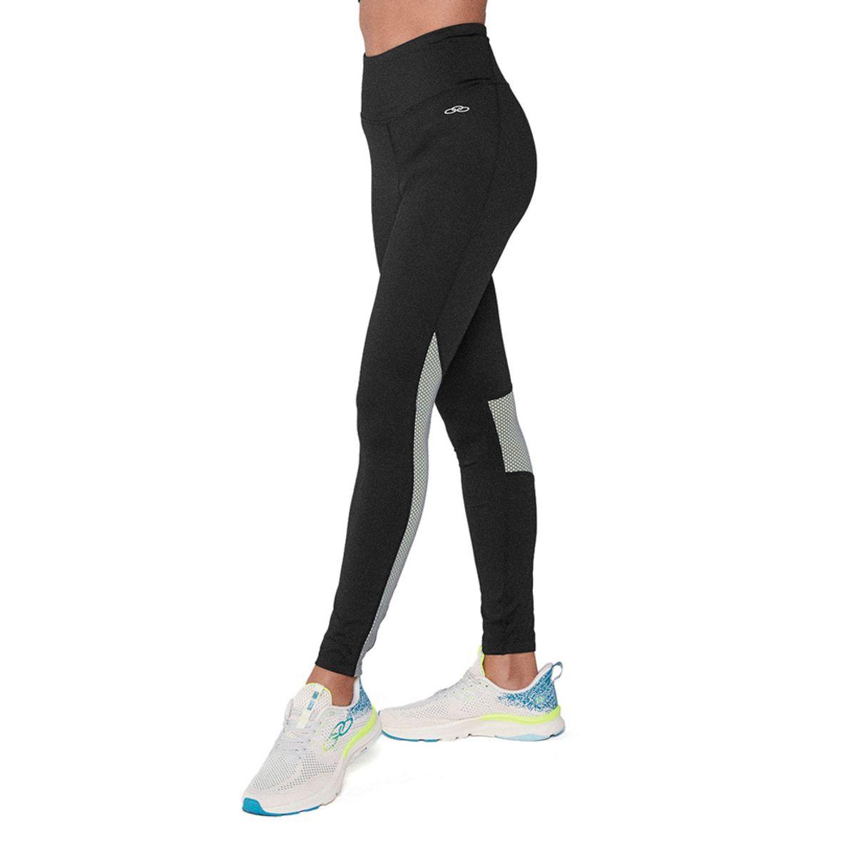 Calça Legging de Treino Feminina Run Line Olympikus